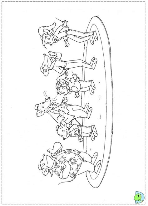 geronimo stilton pages coloring pages