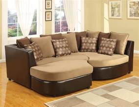 appealing sectional pit sofa 62 in wide sectional