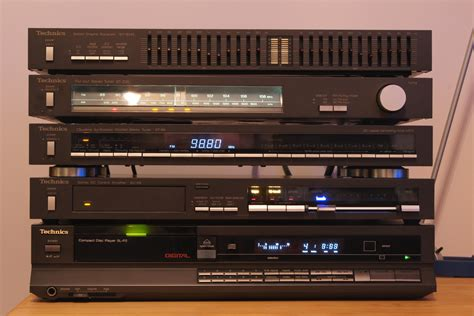 And Technics by File Technics Audio Stack From The 80s Jpg
