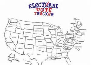 electoral college map printable worksheet just b cause