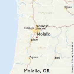 molalla oregon map best places to live in molalla oregon