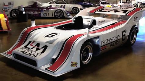 porsche can am the l m porsche can am chion offered at mecum s