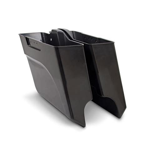 saddle bags fairing factory 5 extended fallen saddlebags for your harley davidson