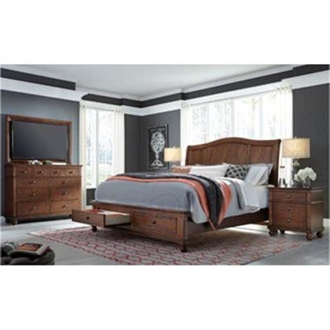 i07 404 wbr st aspen home furniture oxford king sleigh bed st