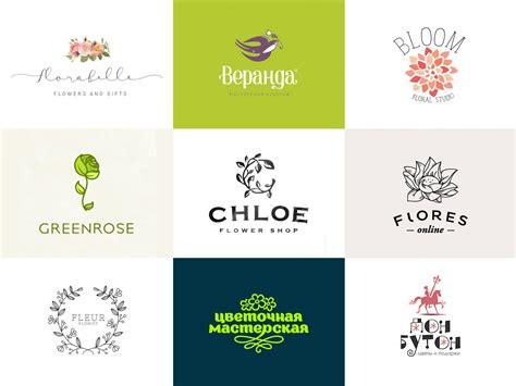 flower design names flower shop name original exles tips logo design