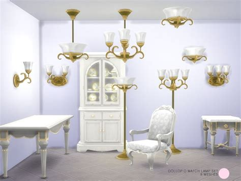 Set Ceiline Cc 49 best sims 4 lighting images on sims 4 light fixtures and lighting