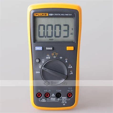 Multimeter Fluke 15b fluke 15b f15b auto range digital probe multimeter meter hardware tools measuring tools