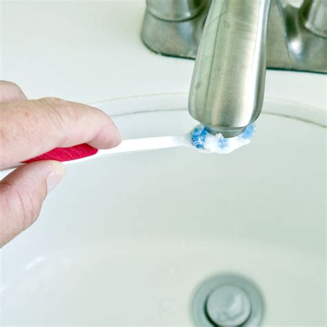 Faucet Cleaning How To Clean Your Faucet Popsugar Smart Living
