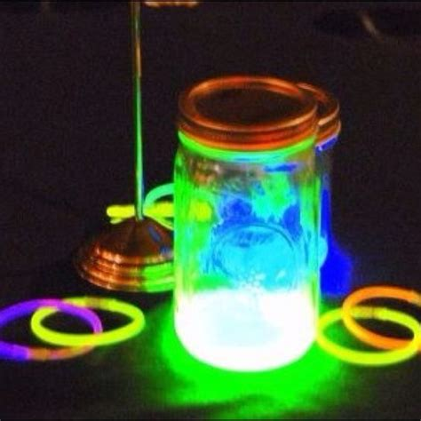 glow party centerpiece ideas and glow on pinterest