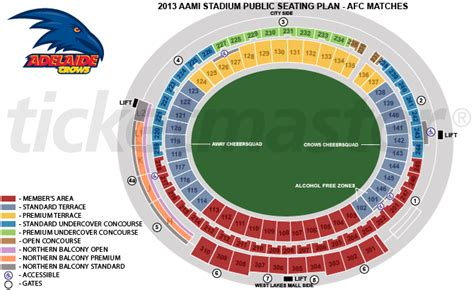 subiaco oval seating map football park discussion bigfooty afl forum