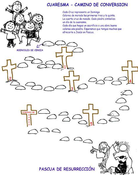 K Es El Calendario Parroquia La Inmaculada Fichas Y Calendarios Para Cuaresma