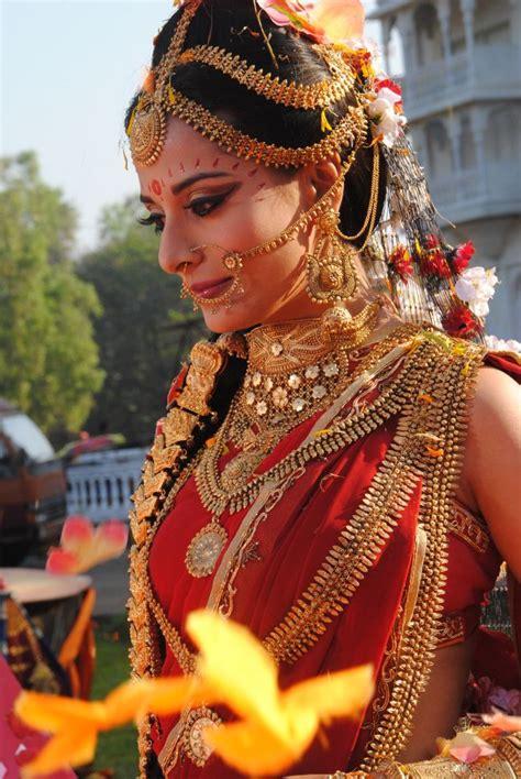 mahabharat star plus film star plus mahabharat draupadi pooja sharma 8 pooja