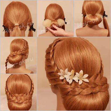 soccer haircut steps simple step by step hairstyles to do yourself google