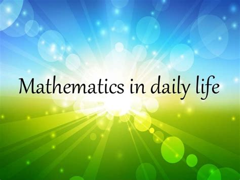 maths in daily life essay why our kids don t get math the daily riff