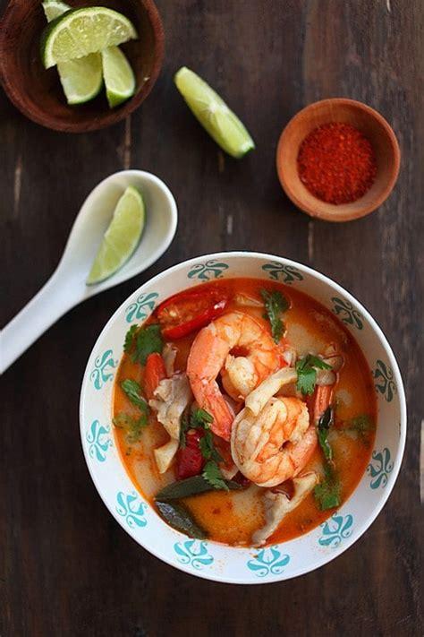 Tom Yum Goong tom yum goong easy delicious recipes rasa malaysia