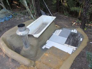rocket stove bathtub 78 best images about suana bath house ideas on pinterest stove rocket stoves and