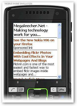 mobile rss feeds convert rss feeds to mobile optimized format with sms