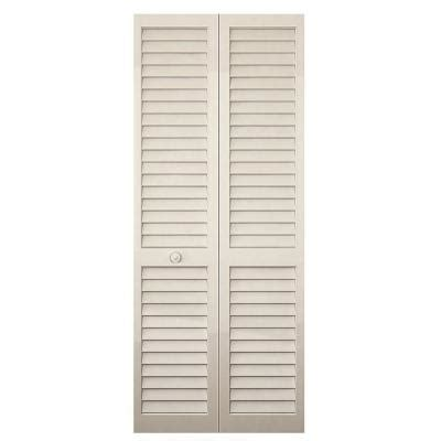 louvered interior doors home depot kimberly bay 36 in x 80 in 36 in plantation louvered