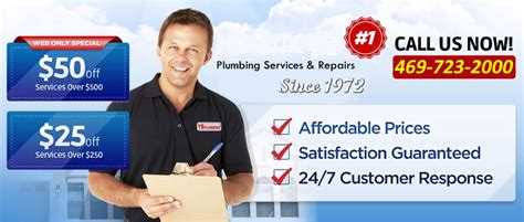 Plano Plumbing Service YB Plumbing   Quality Drain Cleaning Services