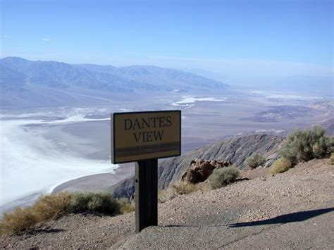 Birds Home Decor Looking North Up Death Valley From Dantes View Pictures