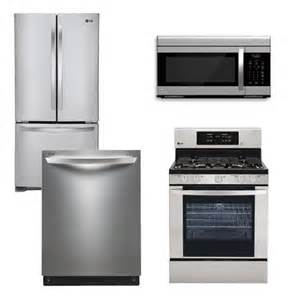lg kitchen appliance package deals package 1 lg appliance package 4 piece appliance