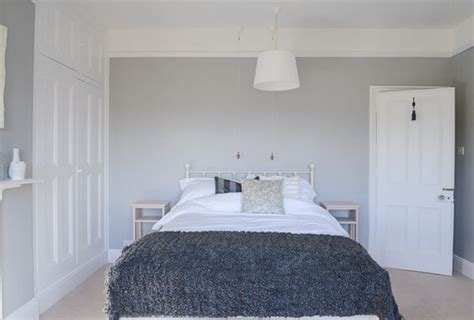 Bedroom Paint Ideas Dulux A Spare Room With A View Grey Bedrooms And Blue And
