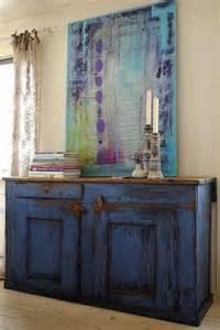 peindre ses meubles en bleu tous styles d 233 coration du
