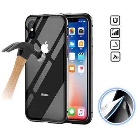 protection en verre dos pour iphone xr 224 4 9 euros livraison sous 48h