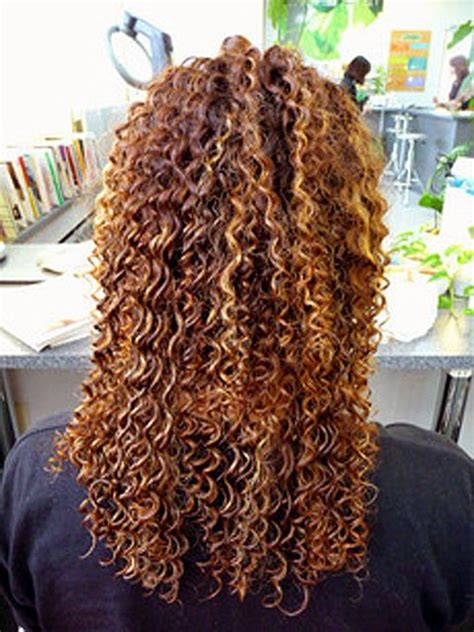 how to get small curls without perming spiral perms tight curls and perms on pinterest