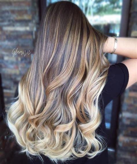 fashion balayage woth color trend 2015 90 balayage hair color ideas and main types of balayage