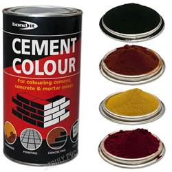 concrete color powder cement dye powder colour mortar brick pointing render