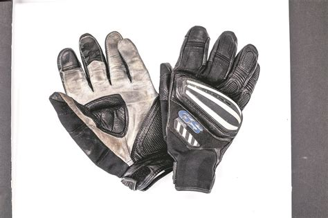 bmw motorcycle gloves reviews bmw rallye 3 gloves mcn