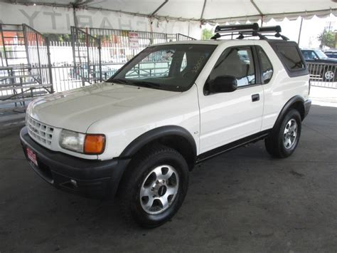 how make cars 1998 isuzu amigo free book repair manuals 1998 isuzu amigo for sale used cars on buysellsearch