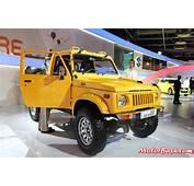 Maruti Suzuki Gypsy Escapade &amp SX4 Sport At Auto Expo