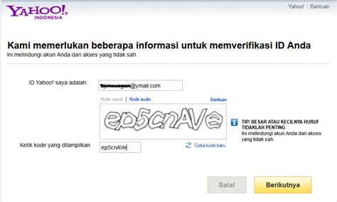 email yahoo tidak muncul cara hack email yahoo dan facebook ahmad subki