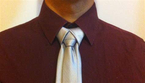 nudos corbata modernos como hacer el nudo de corbata quot ediety quot corbatas
