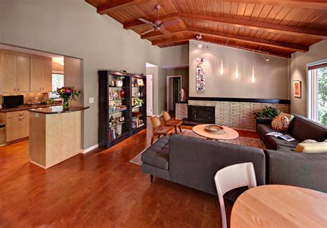 kitchen 594009 orig chair livingm manufacturer on sale accent updated 50s ranch house midcentury living room