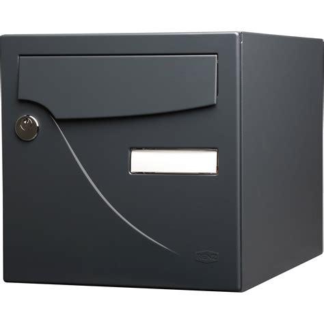 Boite Aux Lettres Pas Cher 6031 by Bo 238 Te Aux Lettres Normalis 233 E La Poste 1 Porte Renz