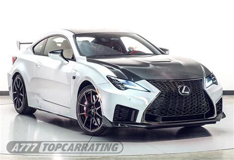 lexus rcf 2020 2020 lexus rc f track edition характеристики фото цена