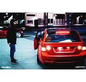 Stance BMW 320d Touring E91 Rear