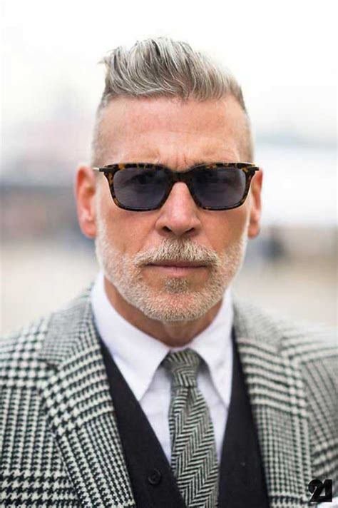 hairstyles for old men with thin gray hair 15 very short haircuts men mens hairstyles 2018