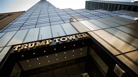 trumps hpuse in new york new york s trump tower a sky high home for celebrities