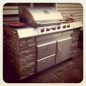 Outdoor Kitchen Grills - behold the charmglow gourmet series outdoor kitchen flickr