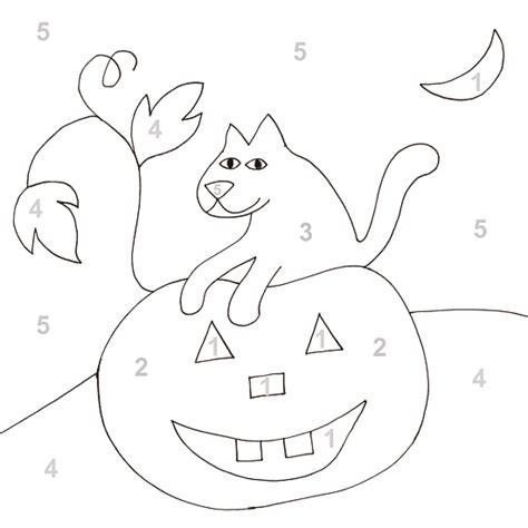 printable pumpkin numbers free worksheets 187 color by number pumpkin free math