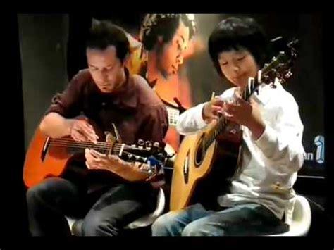 tutorial gitar cannon rock anak kecil main gitar canon rock youtube