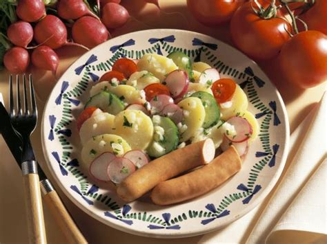 Pot 250 Gram Vienna Lulur Scrub Bpom 1 potato salad with radishes cucumbers and vienna sausages recipe eat smarter usa