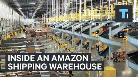 inside amazon inside an amazon warehouse on cyber monday doovi