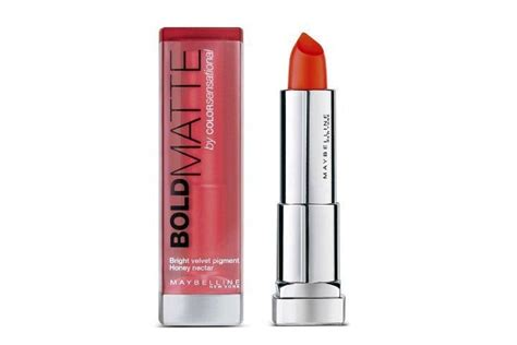 Lipstik Maybelline Color Sensational image gallery maybelline lipstick