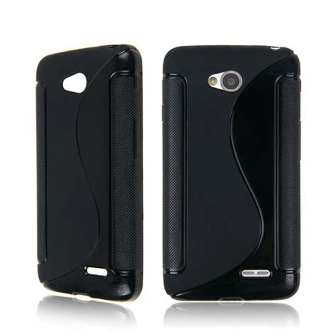 for lg optimus l70 protective silicone soft rubber skin