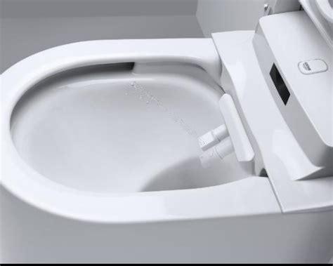 vaso con bidet integrato grohe sensia 174 arena wc con bidet integrato